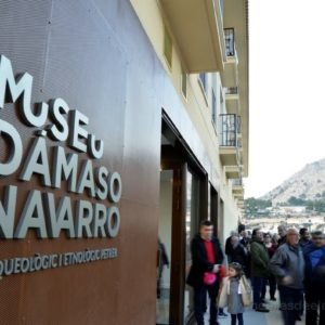 Petrer acometerá la tercera y última fase del Museo Dámaso Navarro con una inversión de 130.000 euros