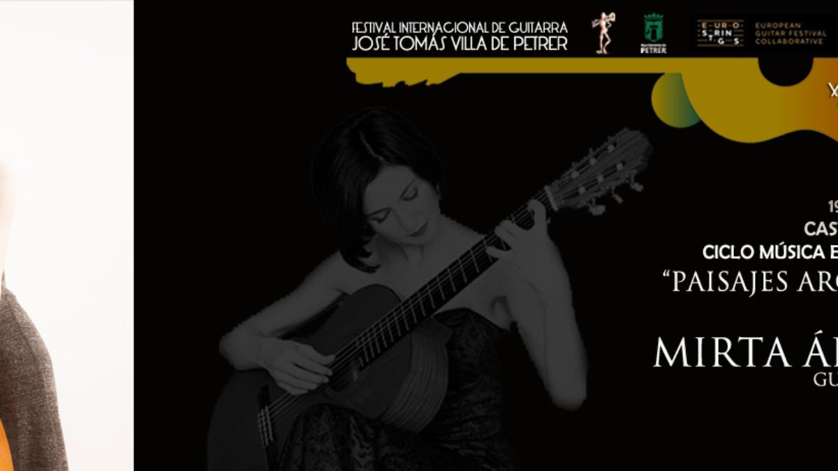 concierto guitarra castillo - Mirta