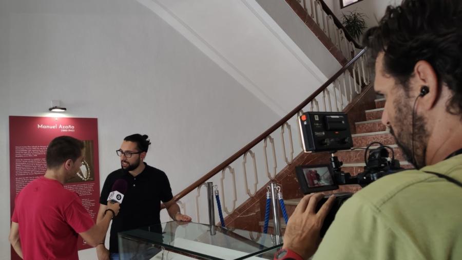 Entrevista Iván Hernández À Punt