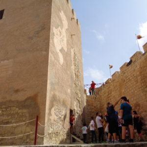 El Día de Santa Bárbara se celebrará en el Castillo de Petrer y sus calabozos