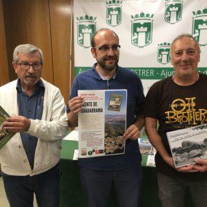 Rueda de prensa viaje Guadarrama Petrer Elda