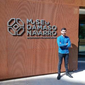 Ismael Carratalá Ibáñez torna al museu amb el programa EMCUJU