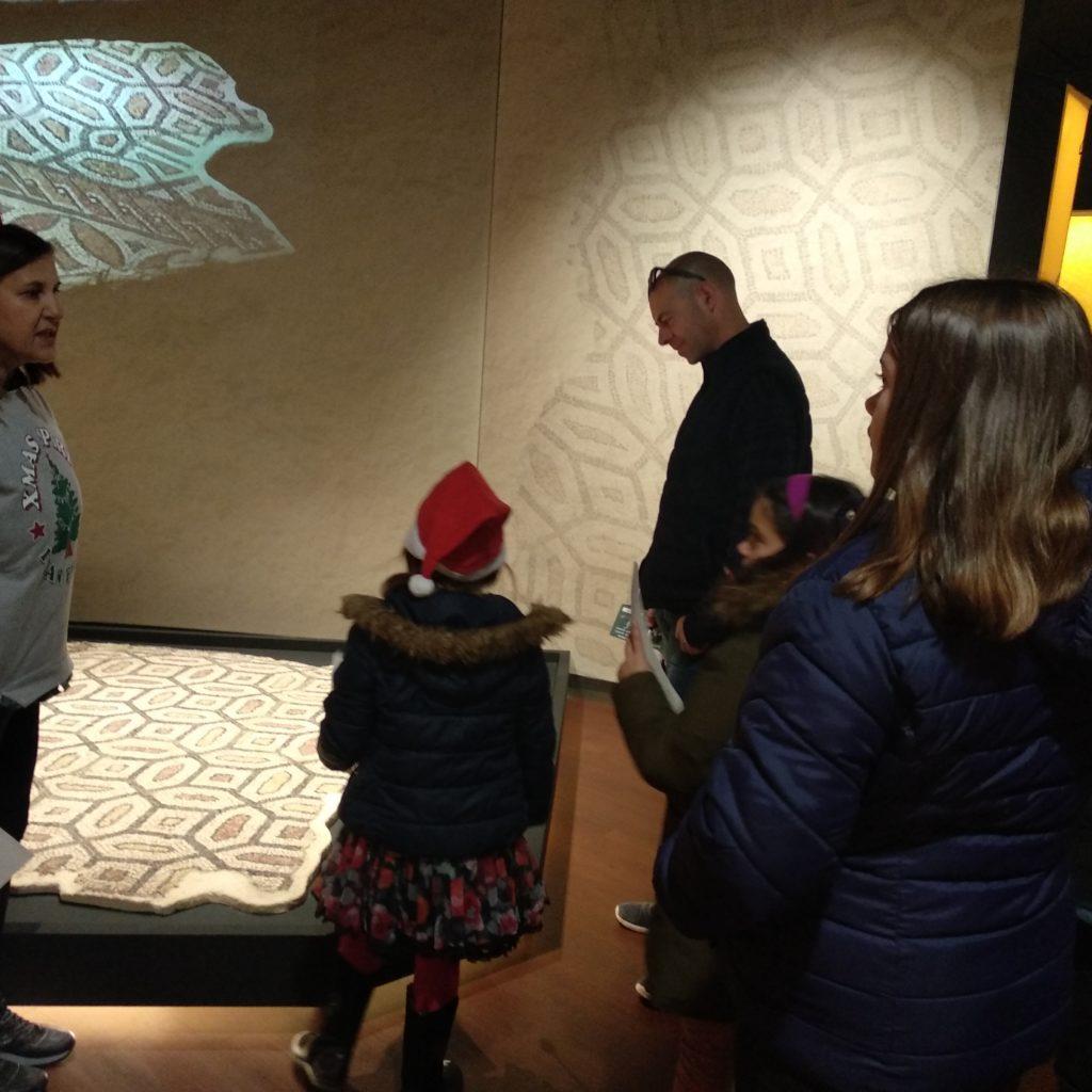 Actividades didácticas en el Museo Dámaso Navarro Petrer