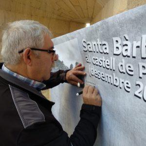 Gran participació en les activitats del dia de Santa Bàrbara a Petrer