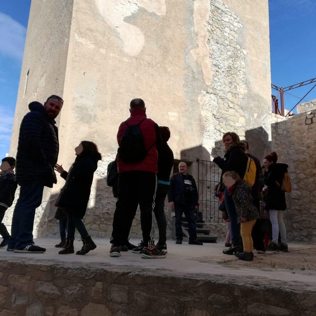 Castillo Día Santa Bárbara Petrer 2019