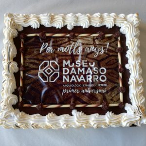 Així va celebrar el Museu Dámaso Navarro el primer aniversari de les noves instal·lacions