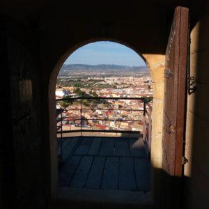 El castillo y las casas-cueva de la muralla se abren de nuevo a las visitas