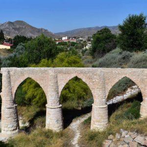 Petrer prepara una actuación de conservación en el acueducto de San Rafael