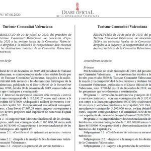 El Museo recibe una subvención de Turisme Comunitat Valenciana para la Q de Calidad Turística