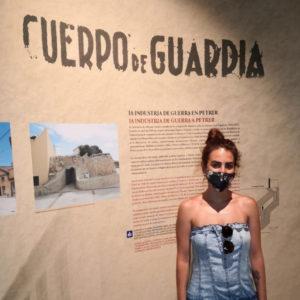 Mari Carmen Martínez se incorpora al museo para realizar sus prácticas universitarias