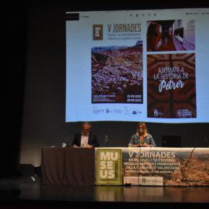 Las V jornadas de museos y colecciones reunió en Petrer a los profesionales de la Comunitat Valenciana