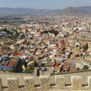 El diumenge rememorem la tradició de pujar al castell en Santa Bàrbara