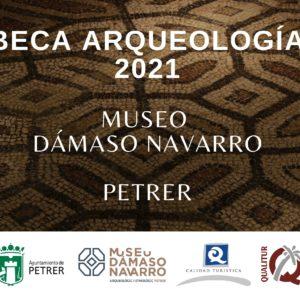 El Ayuntamiento de Petrer convoca una beca de arqueología para el Museo Dámaso Navarro