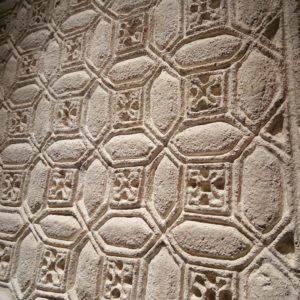 La inocente columna encontrada en la alquería de Puça