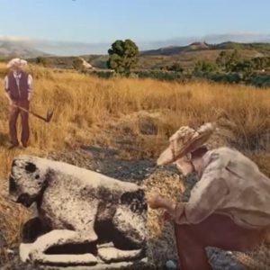 Un nuevo videoclip promocional del Museo Dámaso Navarro: la época ibérica y el toro de El Chorrillo