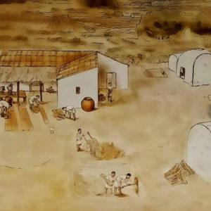 Un nuevo videoclip del museo: el taller alfarero romano de Villa Petraria
