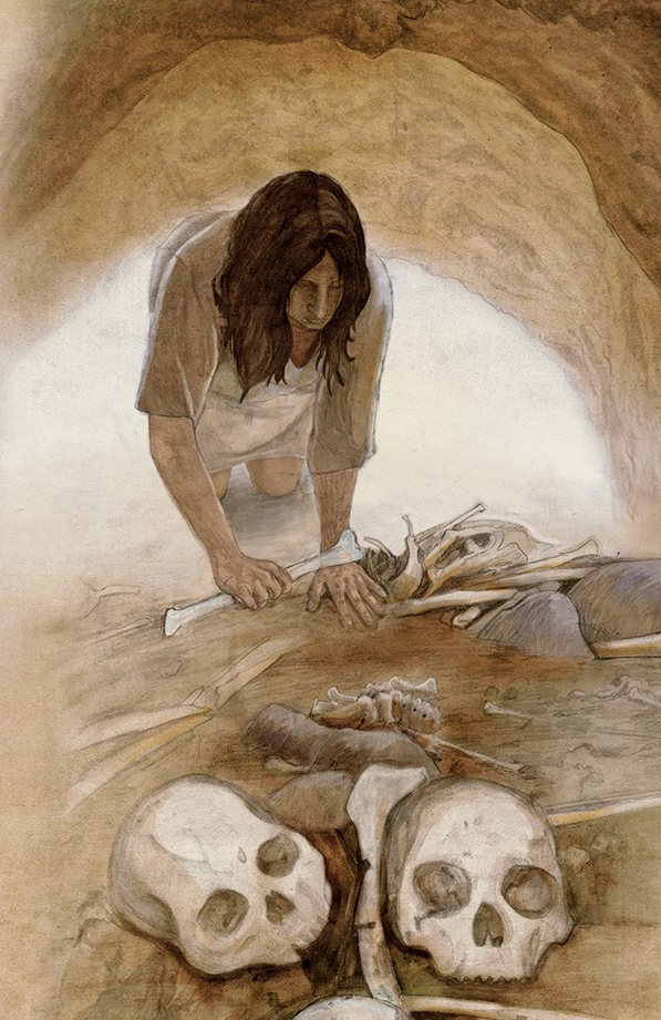 Día Mujer - prehistoria
