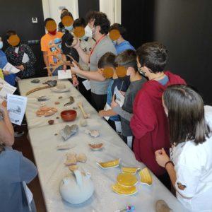 En abril continúan los talleres didácticos del Museo Dámaso Navarro