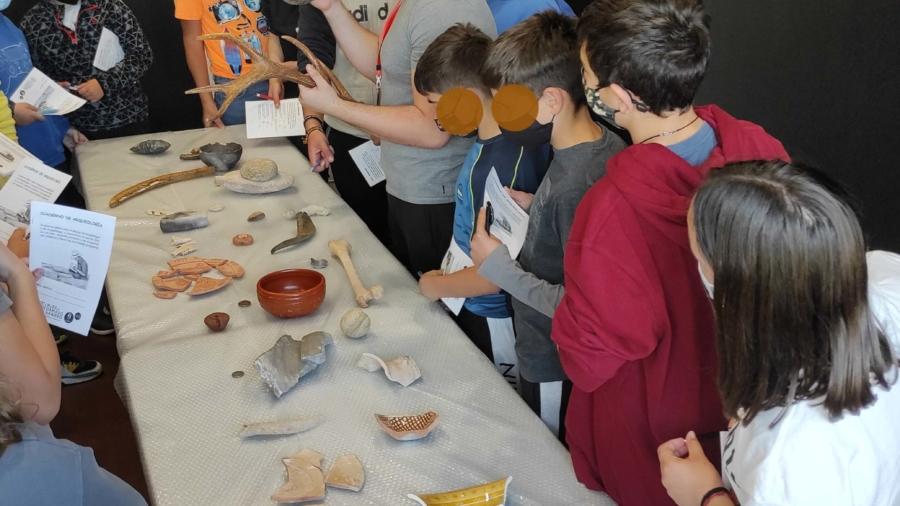 Taller arqueología1
