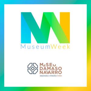 El Museo Dámaso Navarro se adhiere al evento internacional #MuseumWeek2021